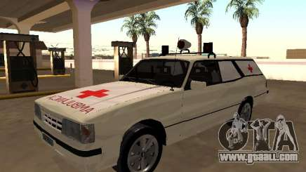 Chevrolet Caravan Diplomat 1992 Ambulance for GTA San Andreas