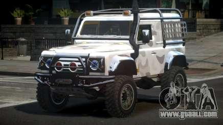 Land Rover Defender Off-Road PJ1 for GTA 4