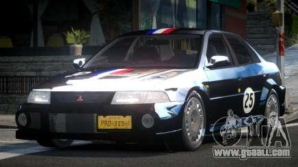 Mitsubishi Evolution VI PSI RC PJ3 for GTA 4