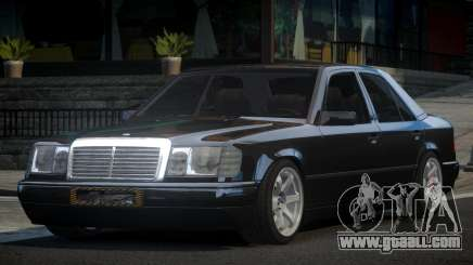 1992 Mercedes-Benz W124 for GTA 4