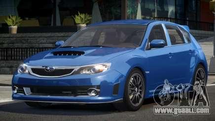 Subaru Impreza STI SP-R for GTA 4