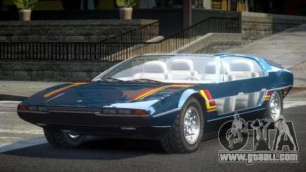 Pegassi Toreador L5 for GTA 4