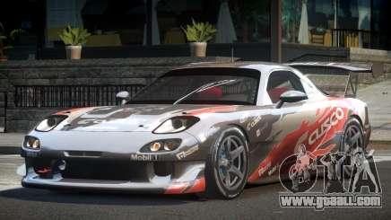 Mazda RX7 GS-R L7 for GTA 4