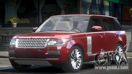 Range Rover Vogue GS V1.1 for GTA 4