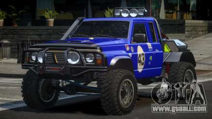 Nissan Patrol Off-Road L7 for GTA 4