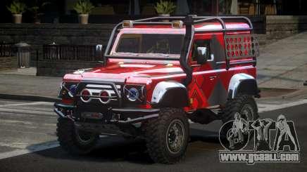 Land Rover Defender Off-Road PJ6 for GTA 4