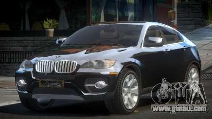 BMW X6 GST V1.2 for GTA 4