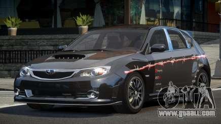Subaru Impreza STI SP-R L8 for GTA 4