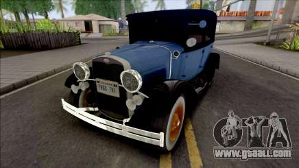 Ford Model A 1928 for GTA San Andreas