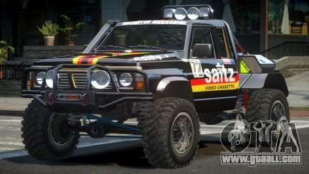Nissan Patrol Off-Road L6 for GTA 4