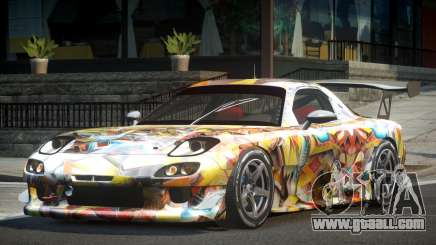 Mazda RX7 GS-R L2 for GTA 4