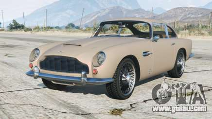 Aston Martin DB5 Vantage 1964 for GTA 5