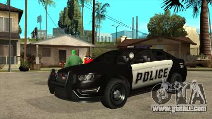 MGCRP Vapid Police Interceptor for GTA San Andreas