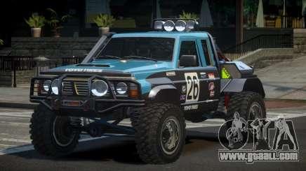 Nissan Patrol Off-Road L9 for GTA 4