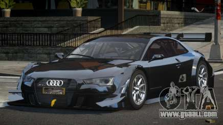 Audi RS5 GST Racing for GTA 4