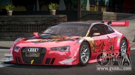Audi RS5 GST Racing L2 for GTA 4