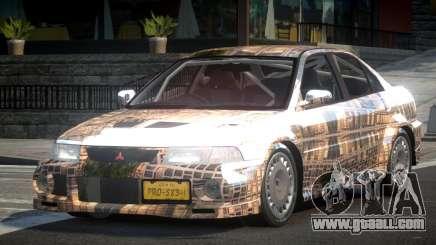 Mitsubishi Evolution VI PSI RC PJ6 for GTA 4
