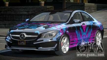Mercedes-Benz CLA GST-S L3 for GTA 4