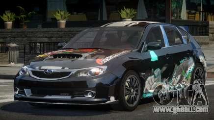 Subaru Impreza STI SP-R L9 for GTA 4