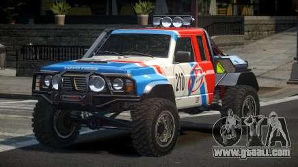 Nissan Patrol Off-Road L8 for GTA 4