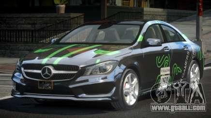 Mercedes-Benz CLA GST-S L4 for GTA 4