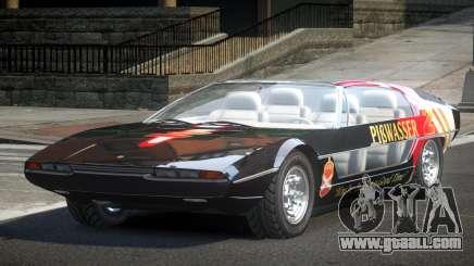 Pegassi Toreador L7 for GTA 4