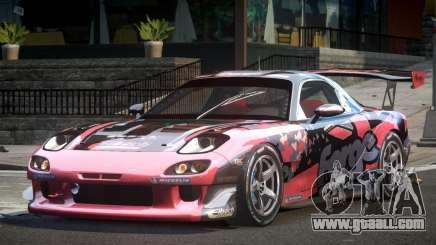 Mazda RX7 GS-R L1 for GTA 4