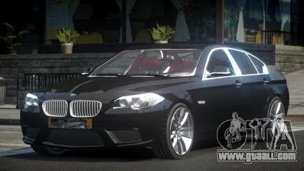 BMW M5 F10 GST V1.1 for GTA 4