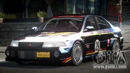 Mitsubishi Evolution VI PSI RC PJ11 for GTA 4