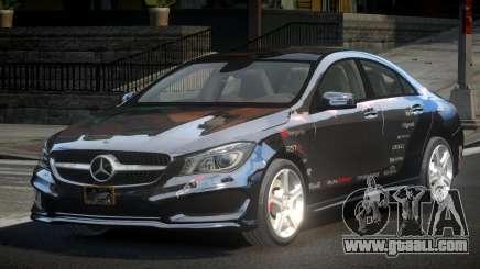 Mercedes-Benz CLA GST-S L10 for GTA 4
