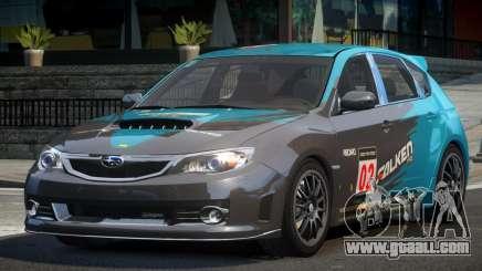 Subaru Impreza STI SP-R L6 for GTA 4