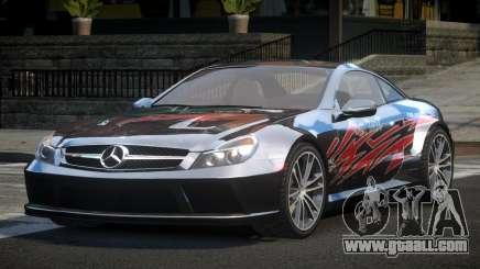 Mercedes-Benz SL65 BS Sport PJ3 for GTA 4
