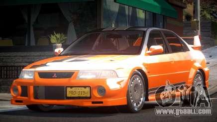 Mitsubishi Evolution VI PSI RC PJ1 for GTA 4