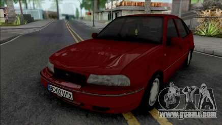 Daewoo Cielo 1995 for GTA San Andreas