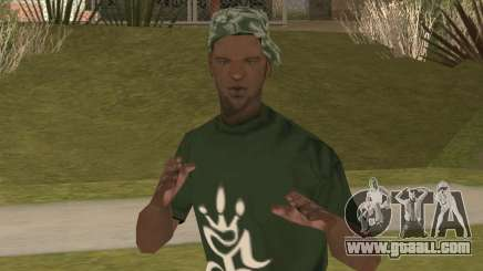 Young Sweet Johnson Mod for GTA San Andreas