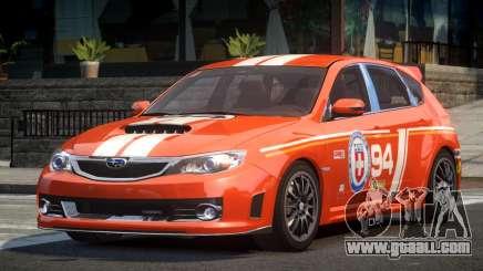 Subaru Impreza STI SP-R L5 for GTA 4
