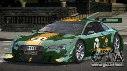 Audi RS5 GST Racing L9 for GTA 4