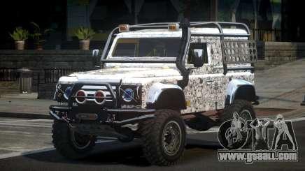 Land Rover Defender Off-Road PJ7 for GTA 4