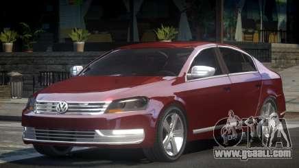 Volkswagen Passat B7 V1.2 for GTA 4