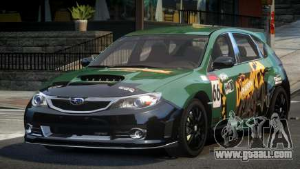 Subaru Impreza STI SP-R L3 for GTA 4