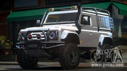 Land Rover Defender Off-Road for GTA 4