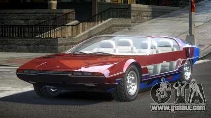 Pegassi Toreador L6 for GTA 4