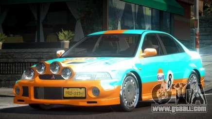 Mitsubishi Evolution VI PSI RC PJ7 for GTA 4