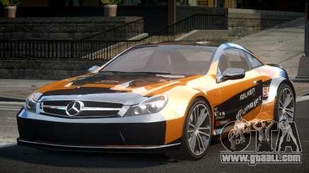 Mercedes-Benz SL65 BS Sport PJ1 for GTA 4