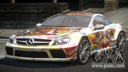 Mercedes-Benz SL65 BS Sport PJ8 for GTA 4