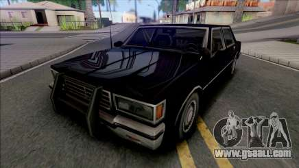 FBI Car for GTA San Andreas