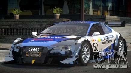 Audi RS5 GST Racing L7 for GTA 4
