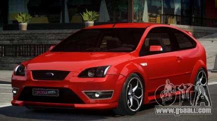 Ford Focus BS V1.1 for GTA 4