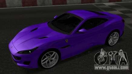 Ferrari Portofino for GTA San Andreas
