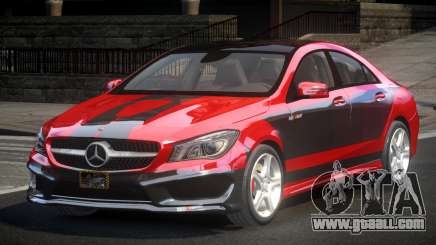 Mercedes-Benz CLA GST-S L6 for GTA 4